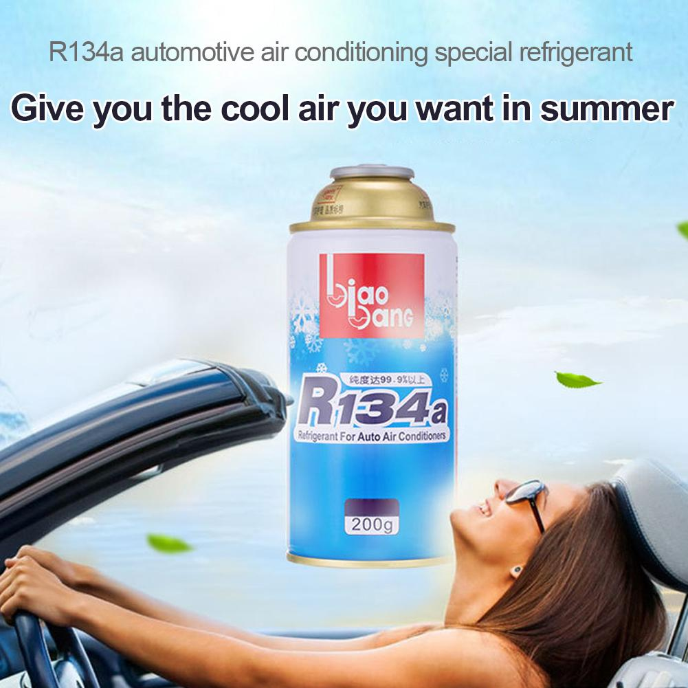 Image 5 - Automotive Air Conditioning Refrigerant Cooling Agent R134A Environmentally Friendly Refrigerator Water Filter Replacement Freon