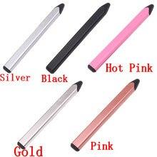 Универсальный плоский планшет сенсорный экран ручка емкостный стилус замена карандаш для мобильных телефонов iPad ПК iPhone аксессуары