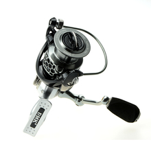 DMK 2000F 12 Bearings New 100% Waterproof Carbon Drag Spinning Reel with Larger Spool Max Drag Spinning Fishing Reel