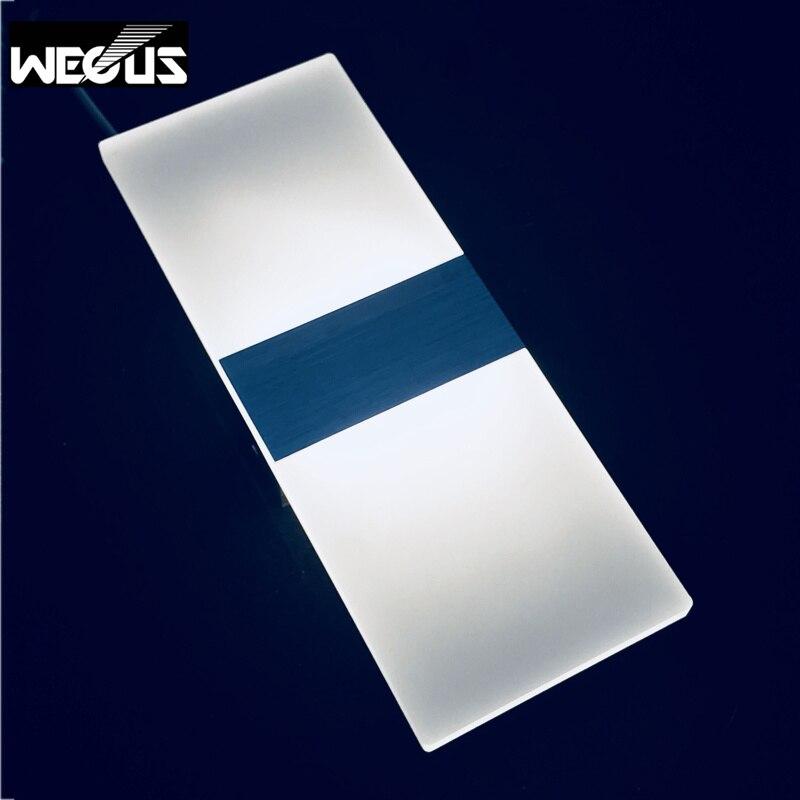 Lâmpadas de Parede 8 w luz de cabeceira Marca : Wecus