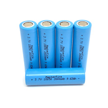 30PCS/LOT MasterFire 18650 2600mah 3.7V 9.62Wh Lithium Rechargeable Battery Batteries For Flashlights Torch