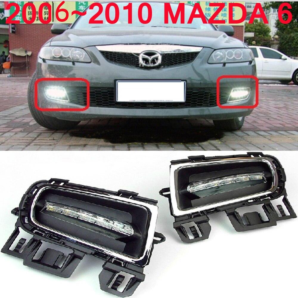 2006~2013 mazd 6 daytime light,Free ship!LED,MAZD6 fog light,mada,2ps/set;CX-5 2013 2016 innova daytime light free