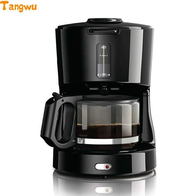 Free Shipping Drip Coffee Machine Household Automatic Italian American Commercial Instant