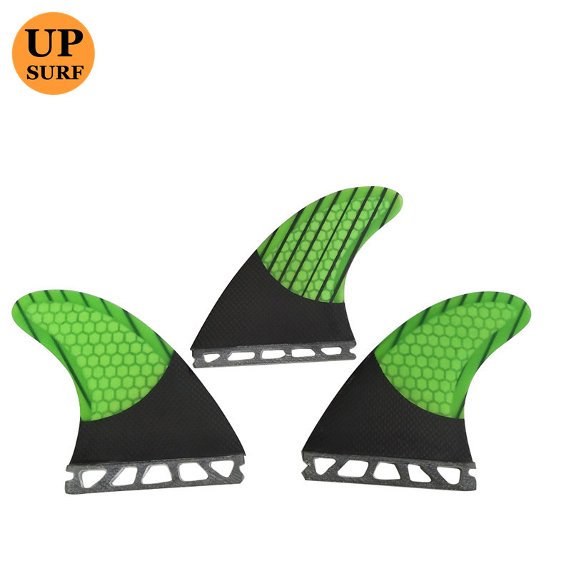 Fiber Honeycomb FCS G7 With High Popularity surfboard fin