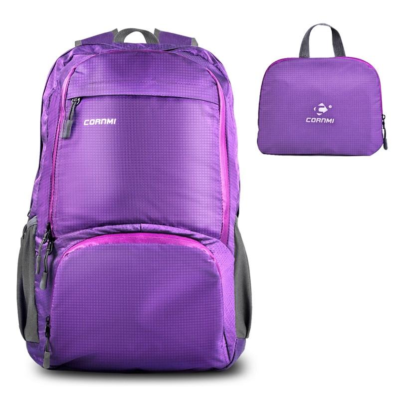 Di Borsa Da Corsa Sport Zaini Zaino Trekking 30l Palestra Impermeabile grey purple Sacchetto Jogging Bag Formazione E Leggero Pieghevole Camo WRgnE