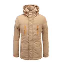 New 2016 high quality spring autumn mens down cotton jacket men clothes outwearing warm jacket coats.jpg 250x250