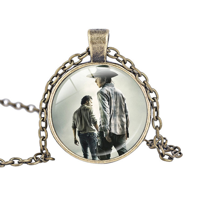The Walking Dead Necklaces