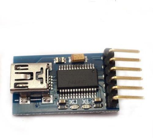 USB to TTL supports the 3.3V 5V dual power FT232RL FTDI MWC debugger ...