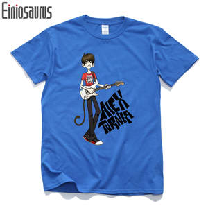 e80ebcc6e Bynellay Rock T Shirt TShirt Men Custom T-shirt Cotton