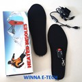 Buy Direct From China Factory Electric Foot Warmer Remote Control Thermal Insoles 40-46 1800mAh