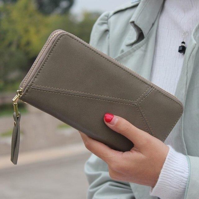 Geometric Wristband Women Wallet 3
