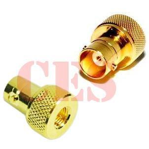 50pcs SMA Male To BNC Female Antenna Adapter For Yaesu Vertex Icom Kenwood Baofeng UV 5R
