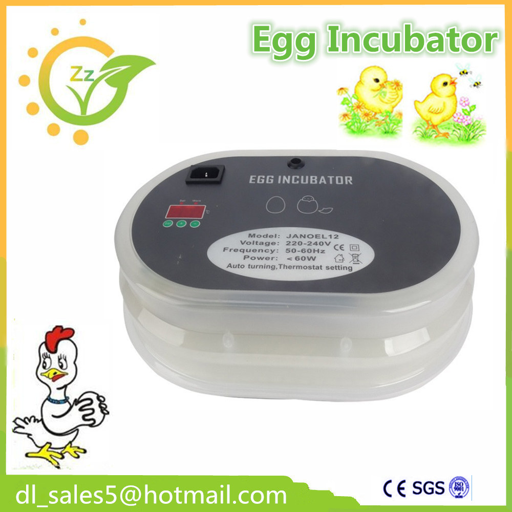 home chicken egg incubator automatic 12 pcs mini poultry hatcher machine chicken egg incubator hatcher 48 automatic mini parrot egg incubators hatcher hatching machines