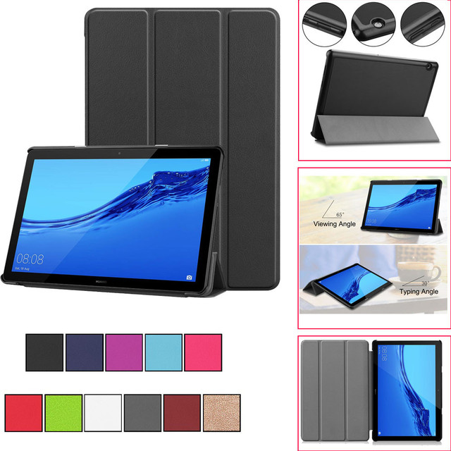 CARPRIE 2018 10.1 inch Ultra Slim Cover Shockproof Stand Case 10 YL10