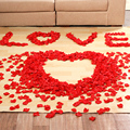 In Stock 1000pcs/lot Wedding Decorations Fashion Atificial Flowers Polyester Wedding Rose Petals