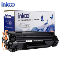 INKOO CE285A CB435A 435A Compatible Toner Cartridge For HP LaserJet P1005 P1006 P1100 P1102 P1102W P1104