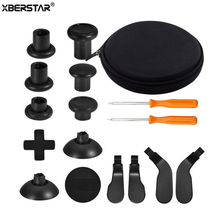16pc Repair Parts full Set for Xbox One Elite Wireless Controller Gamepad Joystick Thumbsticks Dpad crisscross screwdrive w/tool
