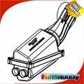 Caja de Admisión de Aire Silenciador de Carreras MCD. COD.725801X