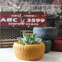 Square Shapes Concrete Ashtray Silicone Molds Clay Crafts Home Office Decoration Creative Mold For Cement Ashtray