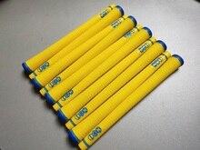 NEW 13pcs/set NO. 1 Yellow Golf Grips Rubber/TPE Club Free Shipping