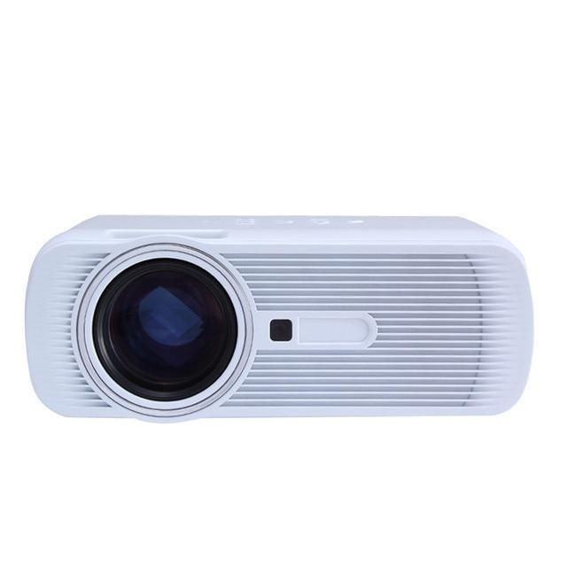 Nueva G80 Proyector de Cine En Casa Cine 1080 P HD LED mini proyector multimedia proyector de vídeo # ET