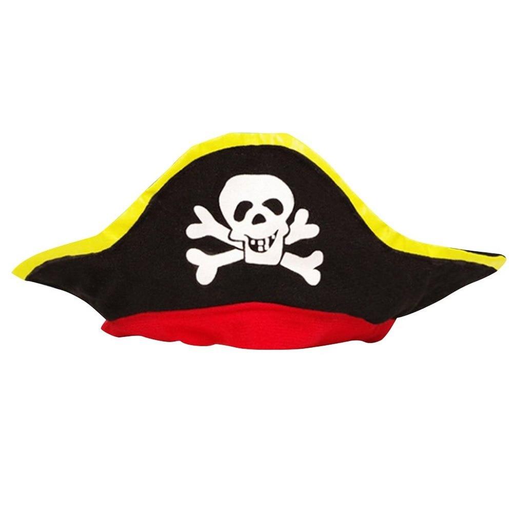 Grappige kat kostuum piraat pak kat kleding Corsair Halloween kostuum - Producten voor huisdieren - Foto 4