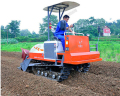48kw big power dry land and paddy field double using rotary tiller