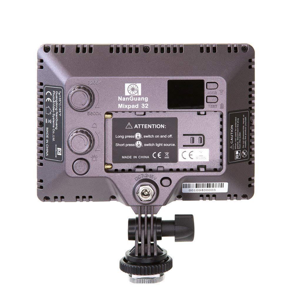 Cojín de luz led NanGuang MixPad32 ngcnmixpad 32