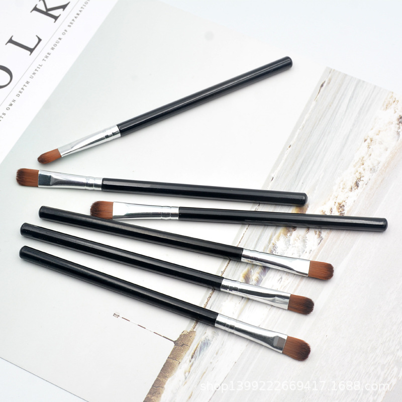 BBL Mini Professional Concealer Brush - Flat Makeup Brushes For Full Coverage And Precision Blending, Eyeshadow Pincel Maquiagem