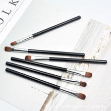 BBL Mini Professional Concealer Brush płaskie pędzle do makijażu dla pełnego pokrycia i precyzyjnego mieszania, Eyeshadow Pincel Maquiagem