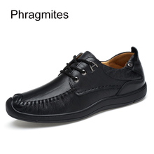 Phragmites Shoes Men Business Dress Casual Male Wedding Loafers Moccasins Slip On Mens Flats