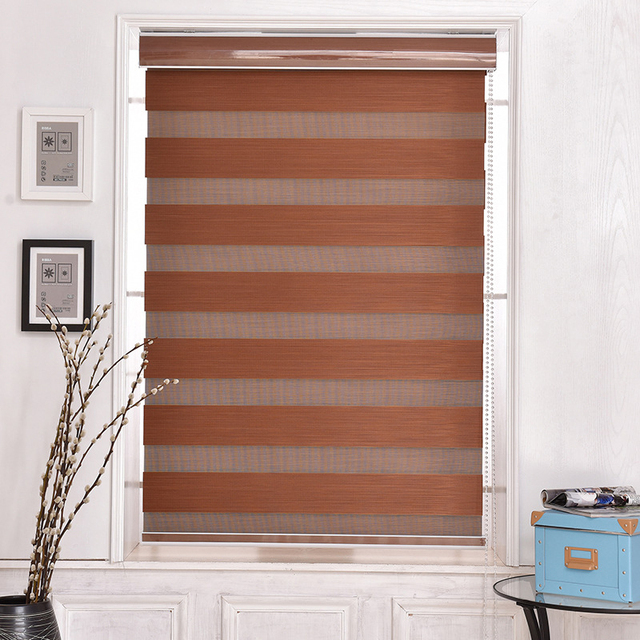 creamneptuneblinds stripe a furnishings natural with weave soft blind swedish blinds stripes cream fabric the roller roman for linen curtains in bespoke suitable