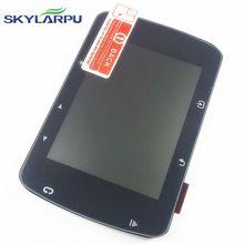 Skylarpu секундомер для велосипеда ЖК дисплей экран для GARMIN EDGE 520 520J Велосипедный спорт скорость метр дисплей сменная панель для ремонта