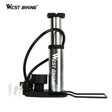 West Biking High Pressure Bike Pump