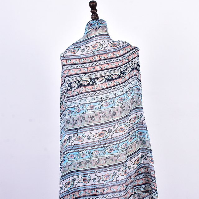 Paisley Lady Tassels Scarves | Shawls & Wraps