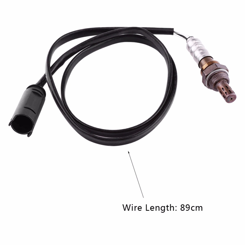 Rear O2 Oxygen Sensor For BMW E39 E46 E53 E83 E85 Z3 Z4 0258005109 Vehicle Oxygen Sensor