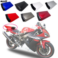 Pillion Rear seat cowl cover Injection Fairings for Yamaha YZF R1 2002 2003 ABS