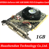 DEBROGLIE 1PCS NVIDIA GeForce 640 DDR3 PCI E GT640 Graphics Video Card