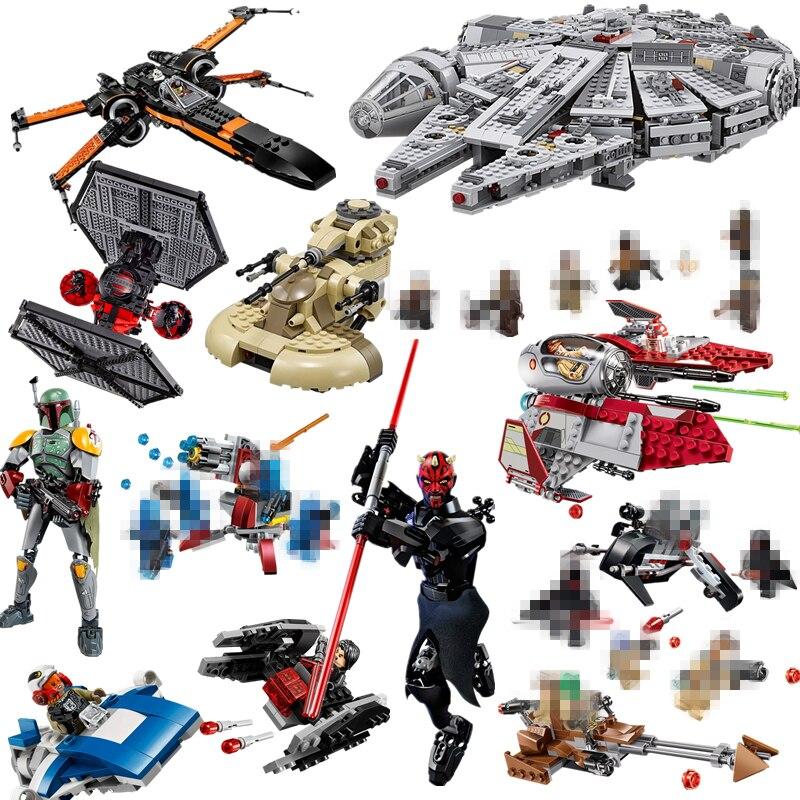 Star Wars 2018 New First Order Star Destroyer Imperial StarWars Figures Building Blocks Bricks Toys Compatible