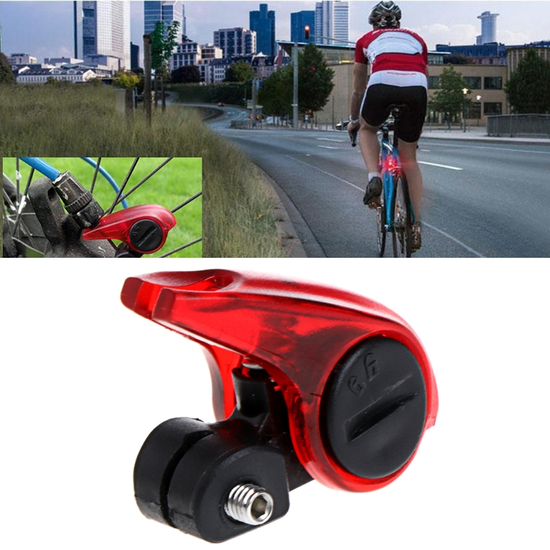 Red Led Cycling Bike Accessories Mountain Bicycle Brake Light Bike Brake Lights