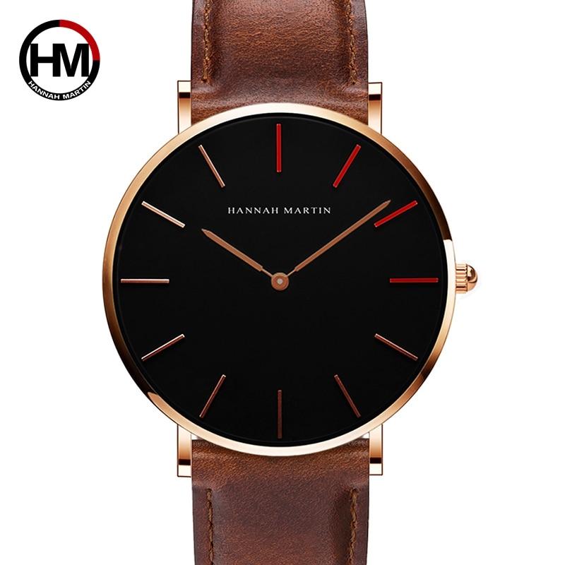 Couple Watch Men Women Watch Simple Waterproof Fashion Brand Black Nylon Sport Casual Watches Business Clock Unisex Lover Watch 5
