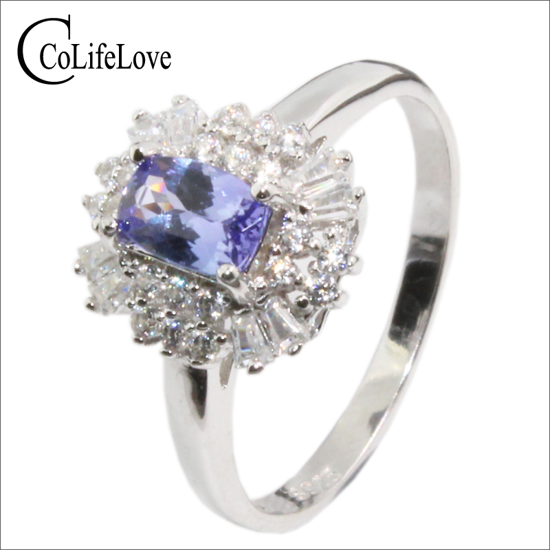 Tanzanite Buying Tanzanite: Aliexpress.com : Buy Dazzling Tanzanite Ring For