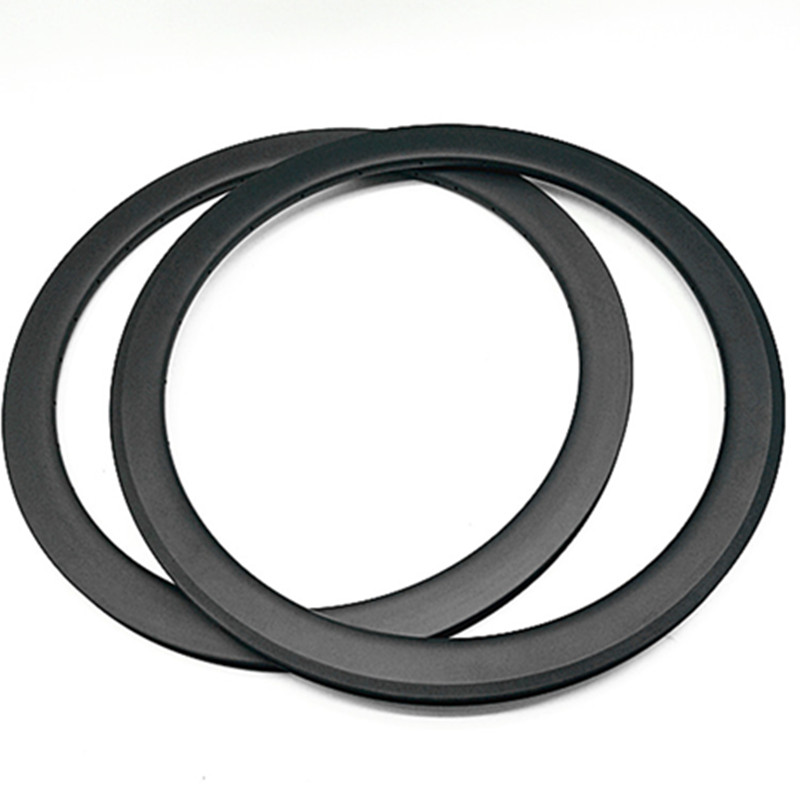 700c disc rims 38mm clincher with brake side a pair of rims road disc bicycle rim 23mm depth 800g carbon rim