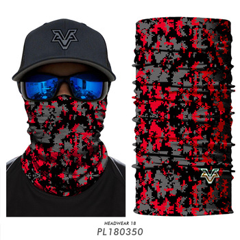 3d seamless bandana camouflage leopard multifunctional headband cycling camo military headscarf neck warmer hiking ski face mask