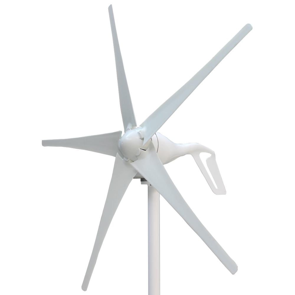83c64621126 ... para turbina Ce y rohs generador De energía + controlador De viento.  100W-200W-300W-400W-S2-12-24V-3-
