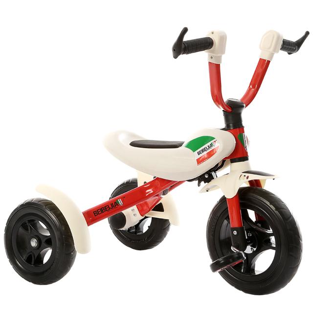 Los niños triciclo bebé andador bici bicicleta niños bicicleta cochecito juguetes