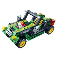 Kids Toys Blocks 4 Styles Racing Car Educational Action Figures Building Bricks Model Kit Toys Cars