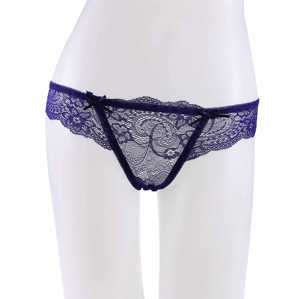 b975177f2f ... Underwear Women G String Sexy Lace Thong Transparent Seamless Panties  Ladies Lingerie Panties for Women New ...