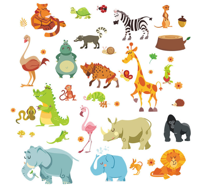 top 9 most popular zoo animals animations brands and get