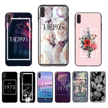 IMIDO The 1975 Band Case Soft Silicone Cellphones For Iphone 7 8 7PLUS 8PLUS X XS XR XSMAX 5 5S SE 6 6S 6PLUS 6SPLUS imido big money 100 dollars design case soft silicone cellphones for iphone 5 5s se 6 6s 6plus 7 8 7plus 8plus x xs xr xsmax